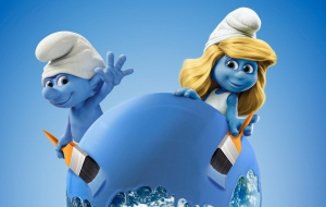 Smurfs The Lost Village Wallpaper