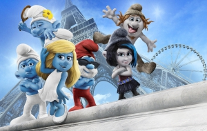 Smurfs The Lost Village Widescreen