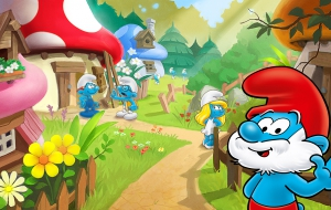 Smurfs The Lost Village For Desktop