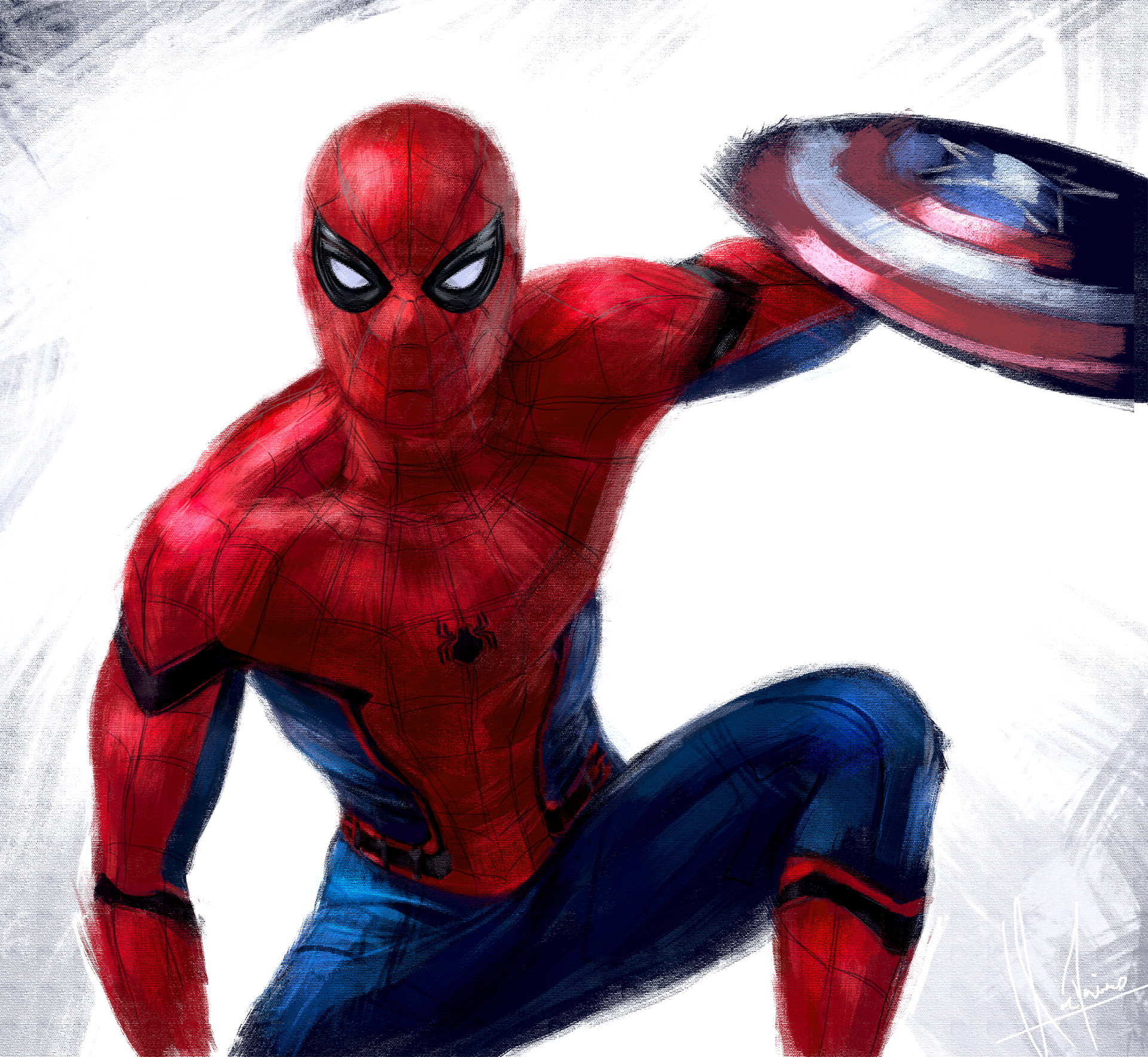 Spider-Man: Homecoming HD Wallpapers