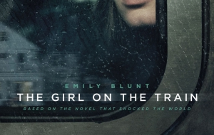 The Girl On The Train HD Background