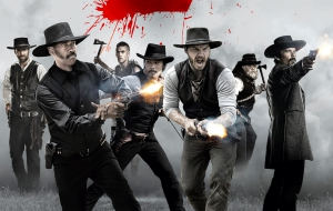 The Magnificent Seven HD Background