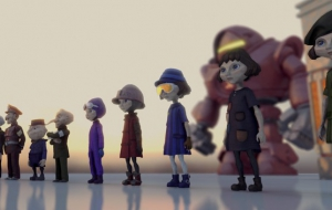 The Tomorrow Children HD Wallpaper