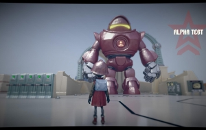 The Tomorrow Children Widescreen