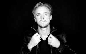 Tom Felton HD Background