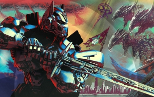Transformers The Last Knight HD Desktop