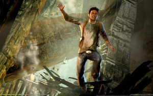 Uncharted Movie Wallpaper