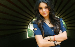Vanessa Anne Hudgens Computer Wallpaper