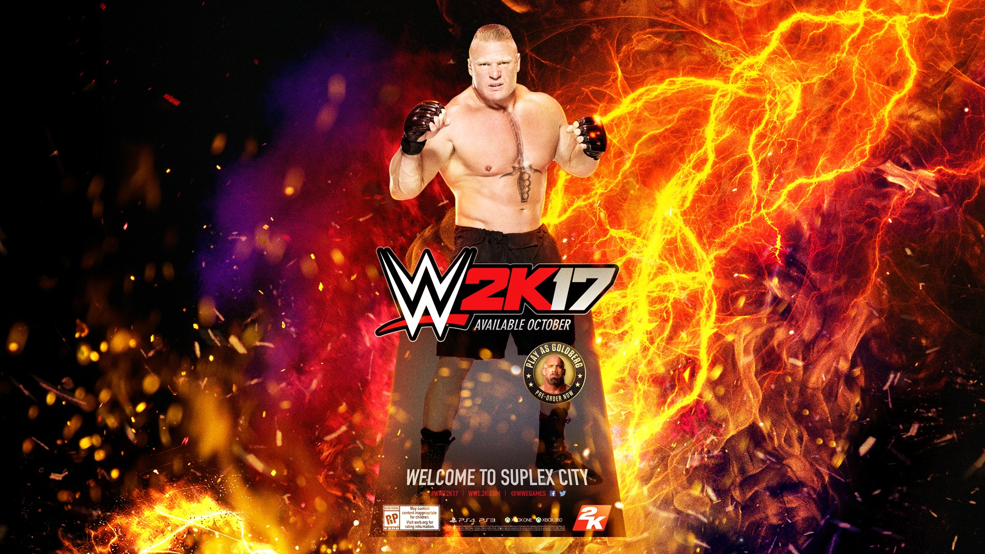 Wwe 2k17 Hd Wallpapers HD Wallpapers Download Free Images Wallpaper [1000image.com]