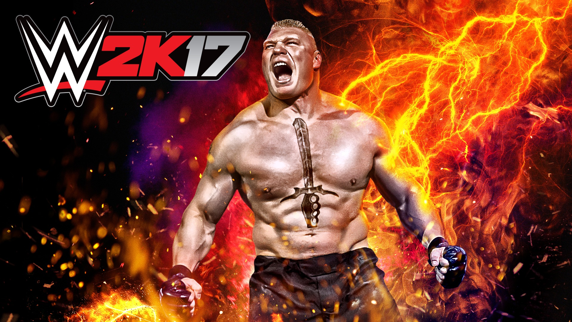 Wwe 2k17 Hd Wallpapers