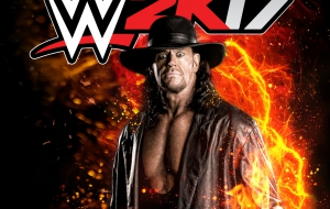 WWE 2K17 Widescreen