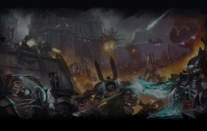 Warhammer 40,000 Eternal Crusade HD Background