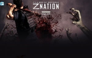 Z Nation Computer Wallpaper