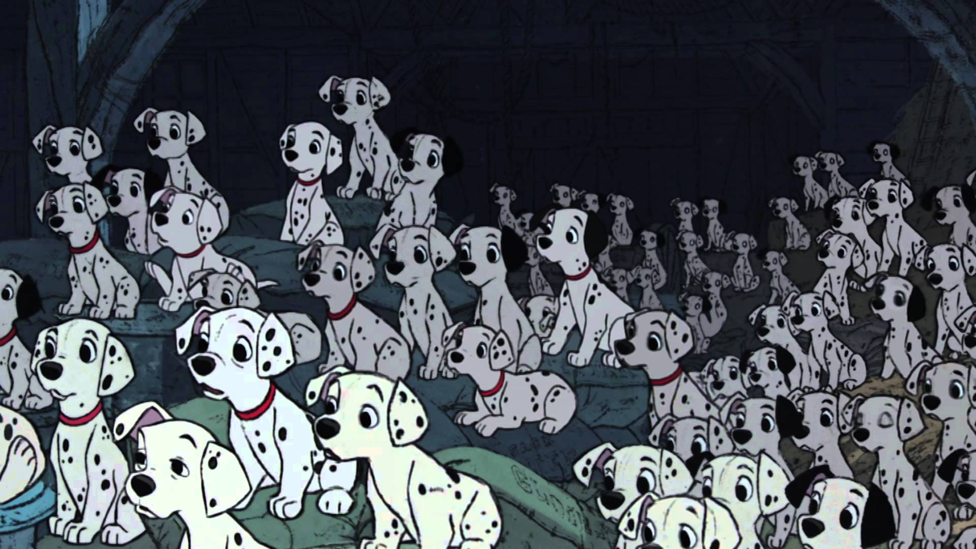 101 Dalmatians Hd Wallpapers