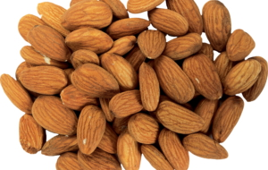 Almond HD Background
