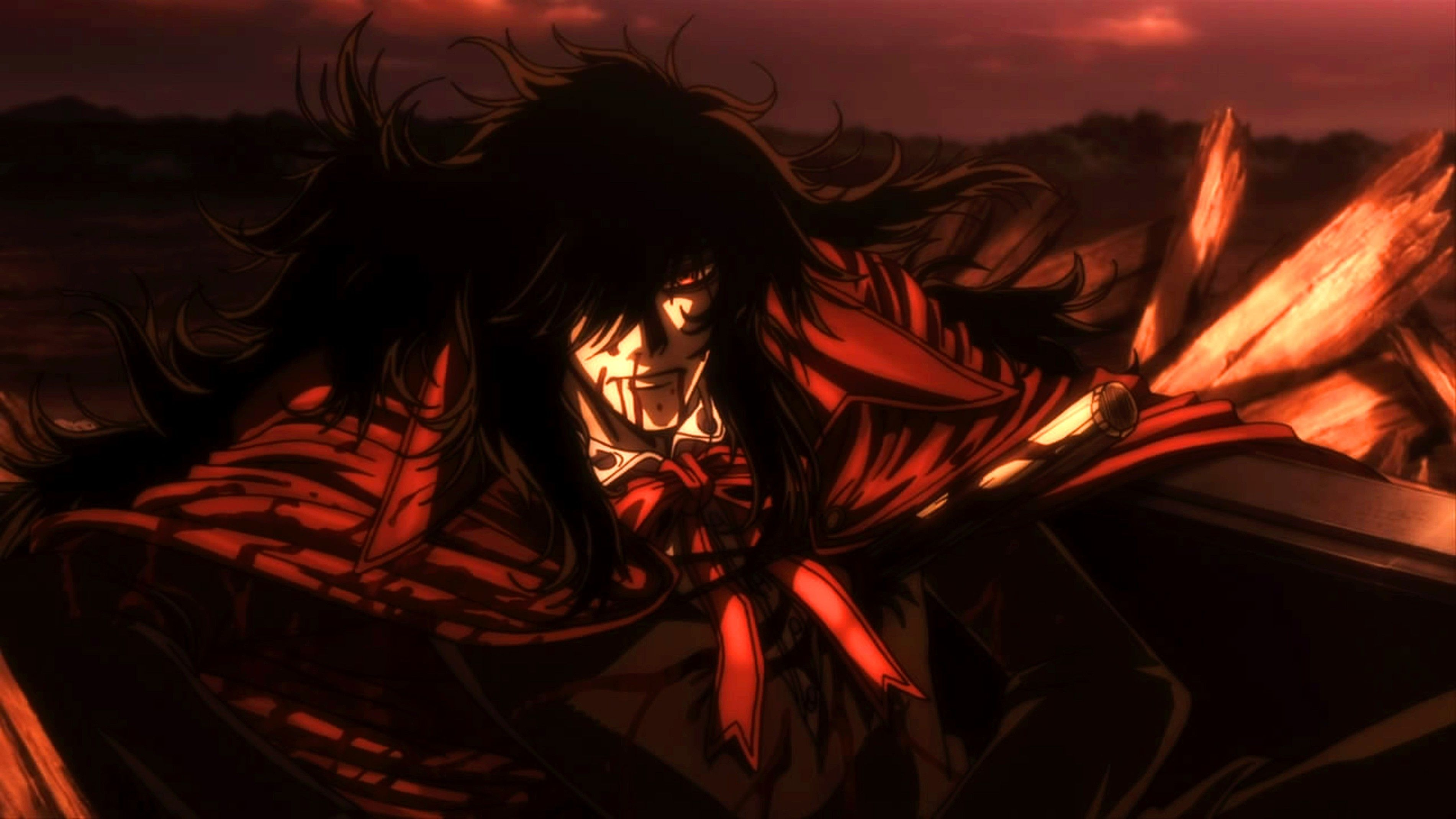 Alucard hd wallpapers - Anime hellsing wallpaper ...
