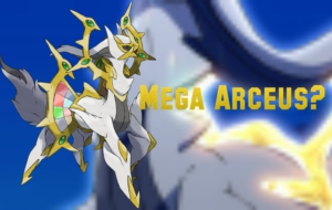 Arceus HD Wallpaper