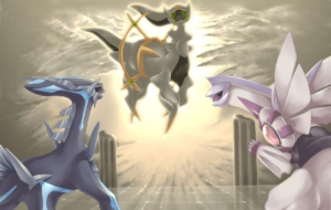 Arceus Photos