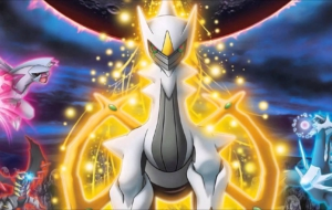 Arceus For Desktop