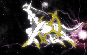 Arceus Full HD