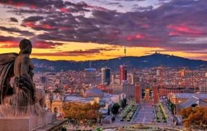 Barcelona Background