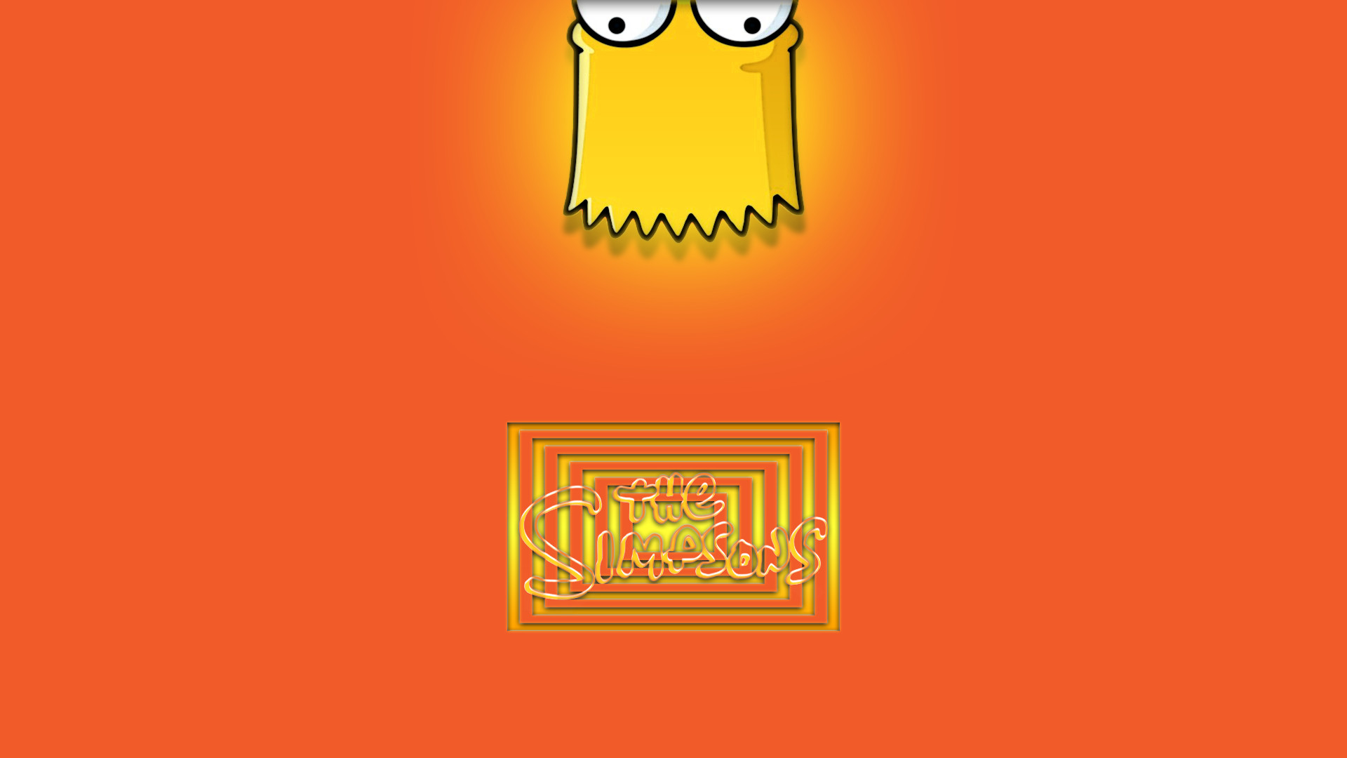 Bart Simpson HD Background