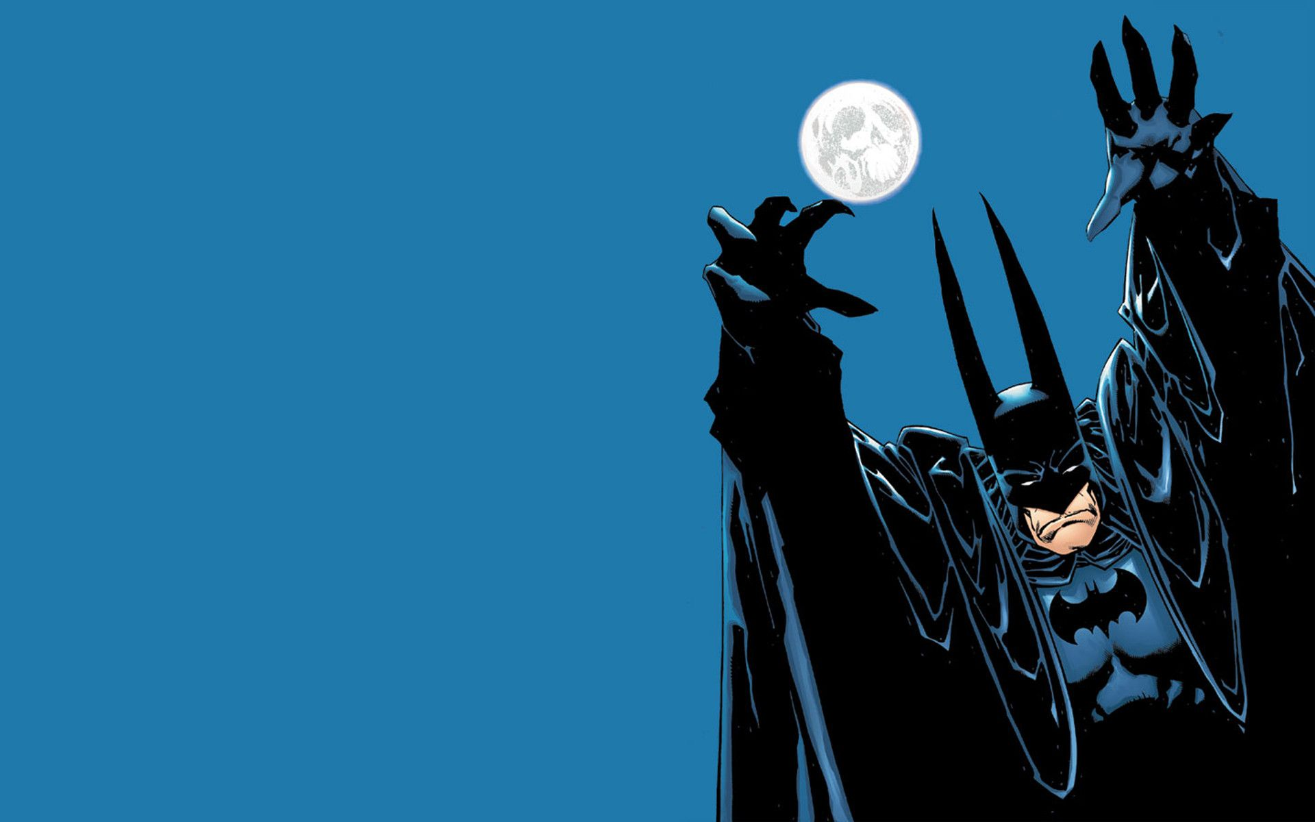Batman Cartoon HD Wallpapers