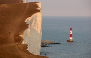 Beachy Head Background