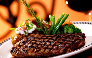 Beef Steak Widescreen