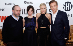 Billions TV Series Widescreen