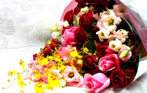 Bouquet HD Wallpaper