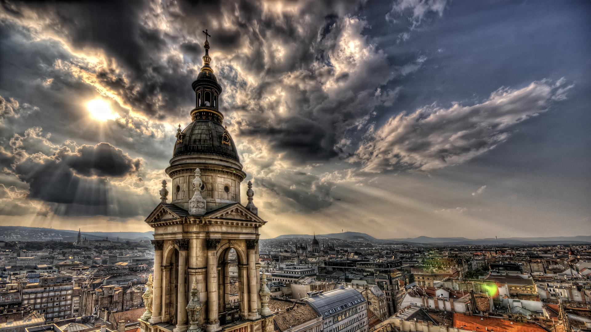 Hd Backgroumds: Budapest HD Wallpapers