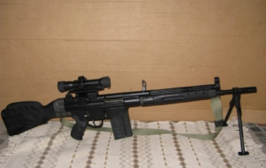 CZW 556 Rifle Images