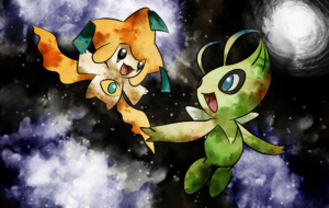 Celebi HD Wallpaper