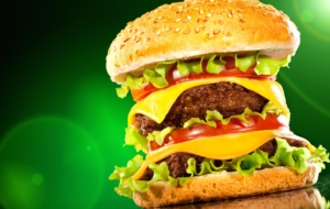 Cheeseburger HD