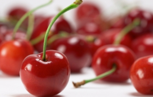 Cherries HD Wallpaper