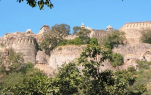 Chittorgarh Fort Background