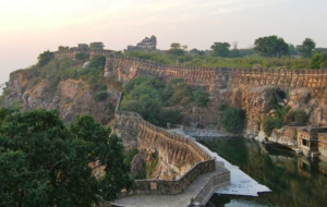 Chittorgarh Fort Computer Wallpaper