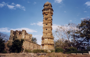 Chittorgarh Fort HD Background