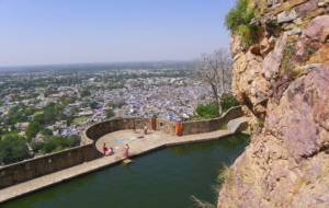 Chittorgarh Fort HD Desktop