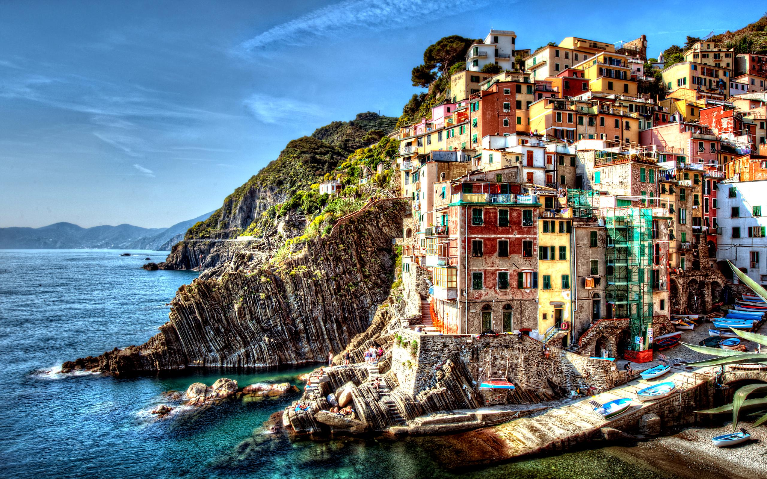 Cinque terre hd wallpapers for Wallpaper italia