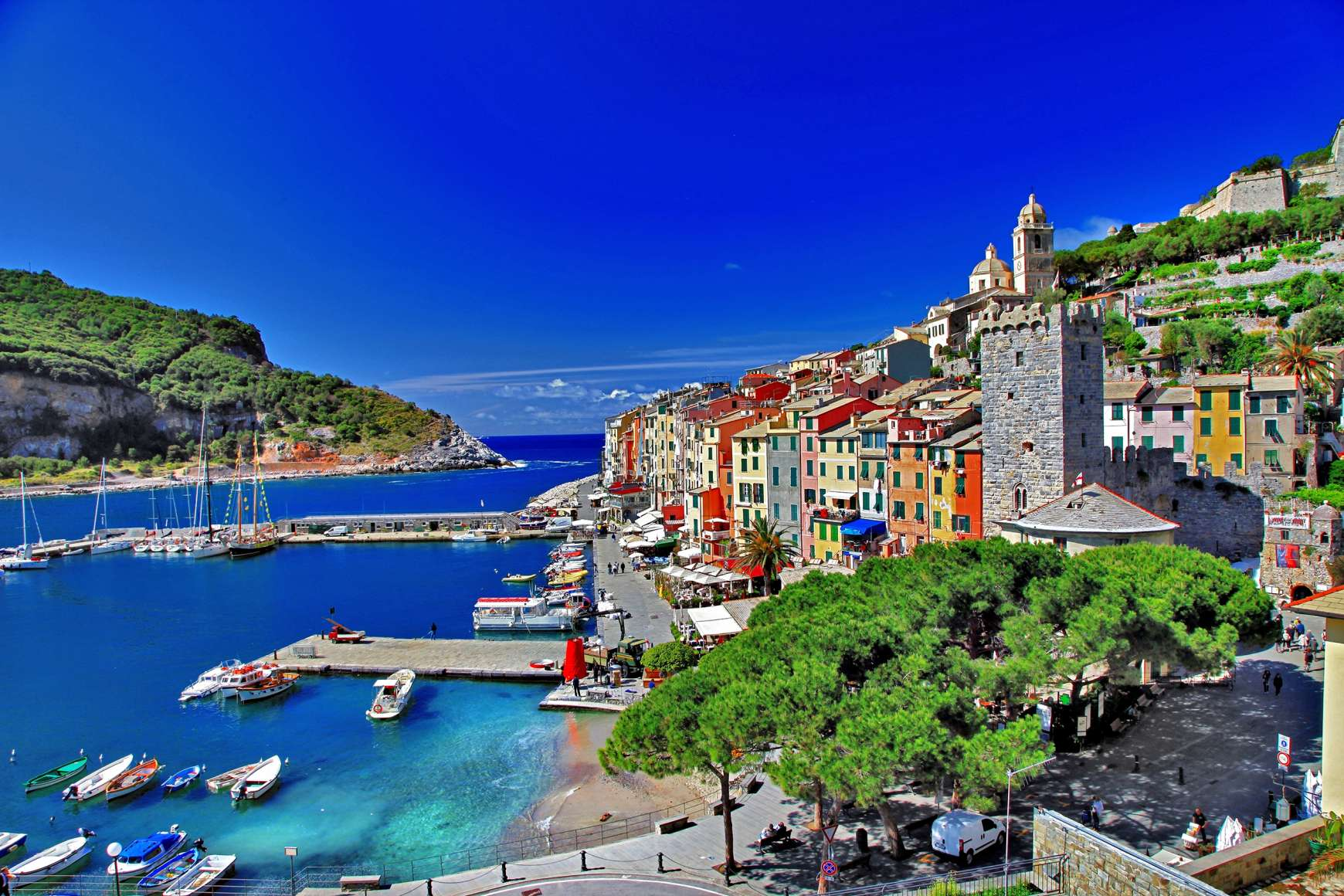 Cinque Terre Hd Wallpapers