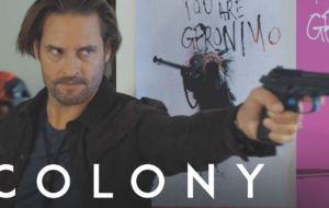 Colony TV Series Computer Wallpaper