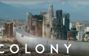 Colony TV Series HD Wallpaper