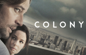 Colony TV Series Widescreen