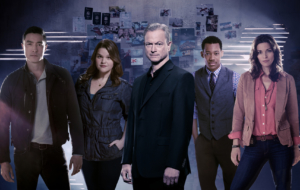 Criminal Minds Beyond Borders TV Series Wallpaper