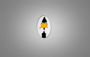 Daffy Duck Background