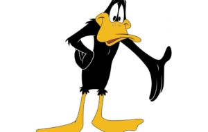 Daffy Duck Desktop
