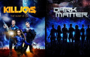 Dark Matter TV Series High Quality Wallpapers