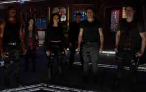 Dark Matter TV Series Photos